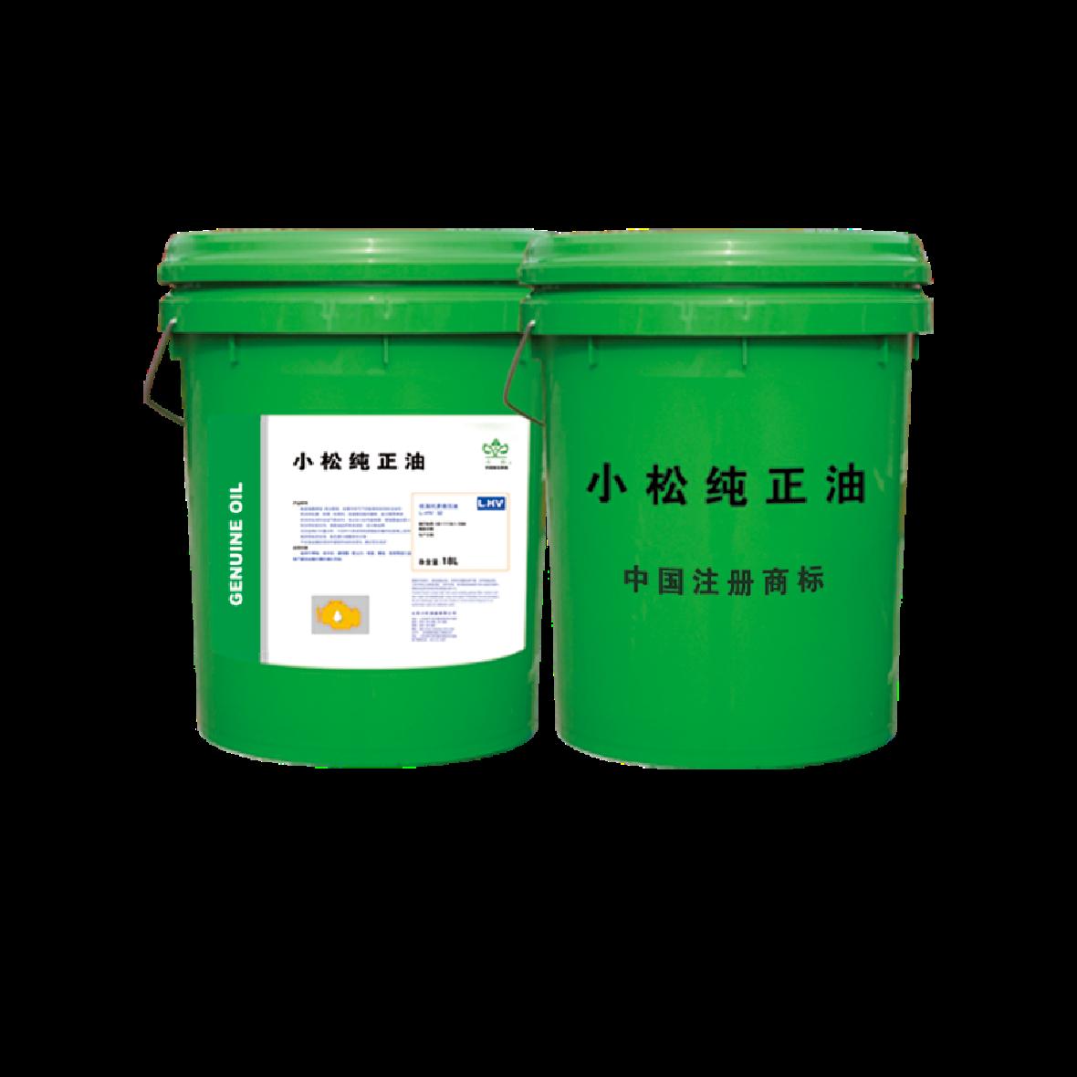 小松纯正油系列低温抗磨液压油 API L-HV